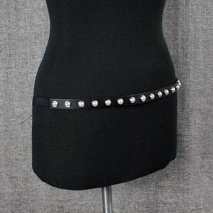 NEW! WHBM FAUX PEARL BELT!